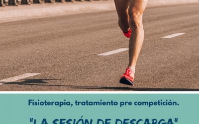 Fisioterapia, los tratamientos pre competición