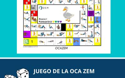 #yomequedonecasa El juego de la oca