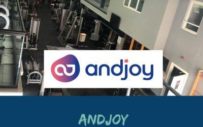 Somos gimnasio ANDJOY en Castro Urdiales